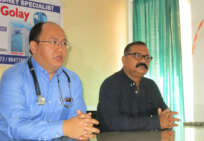 Inauguration of new Upgraded Nephrology Department